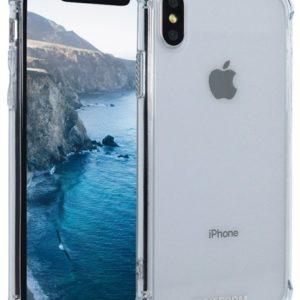 Etui RokForm Speculo do Apple iPhone X przeźroczyste